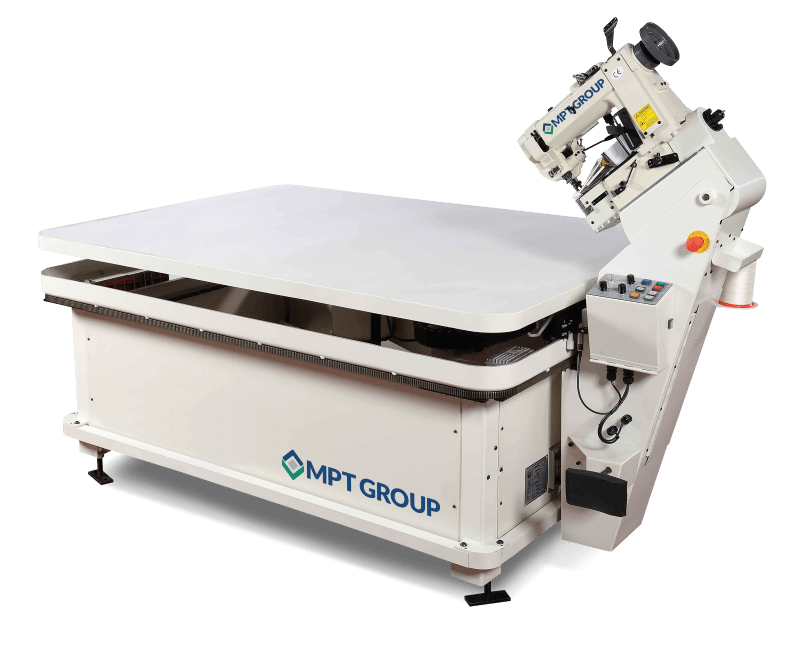 Matramax A high speed electronic tape edge machine