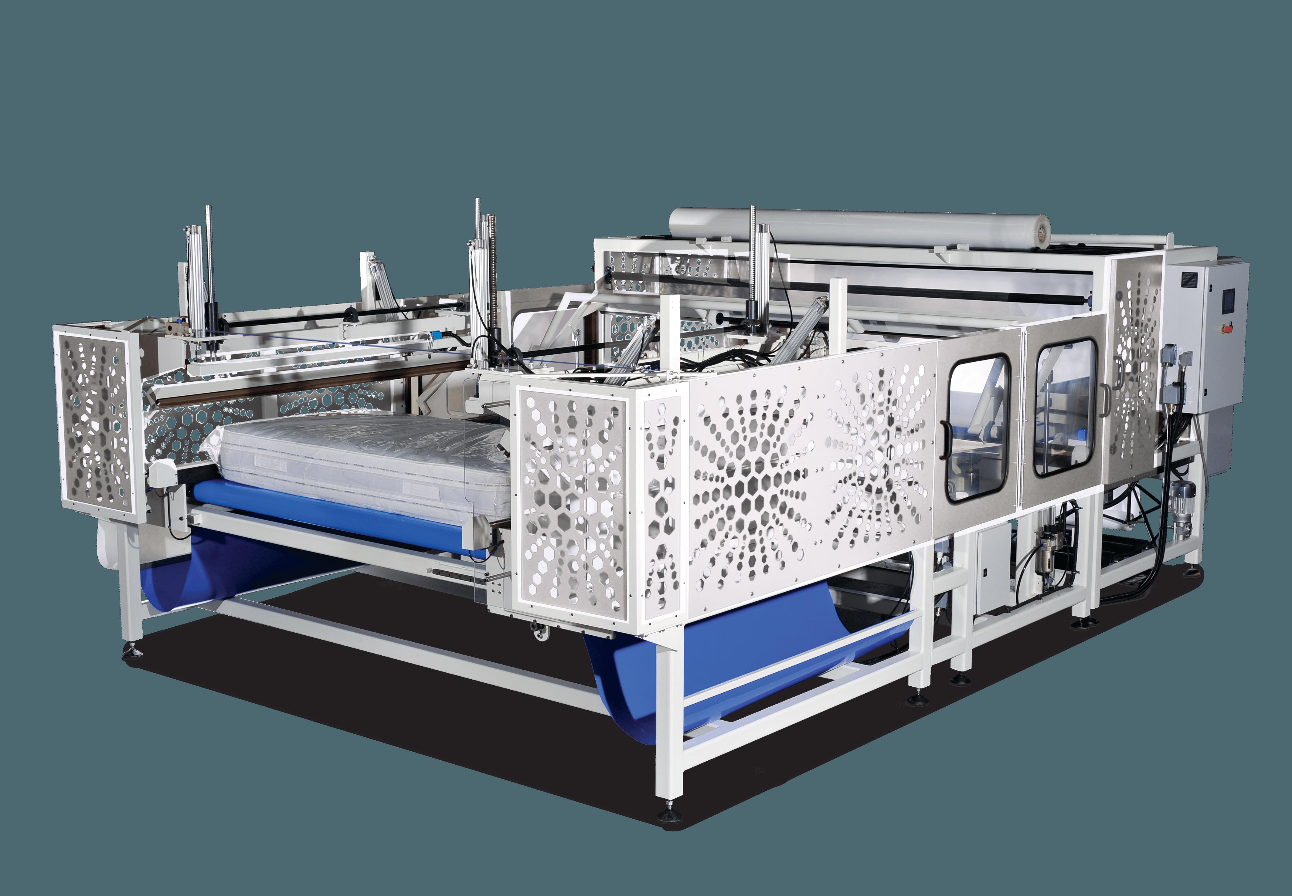 Swiftwrap Automatic mattress wrapper