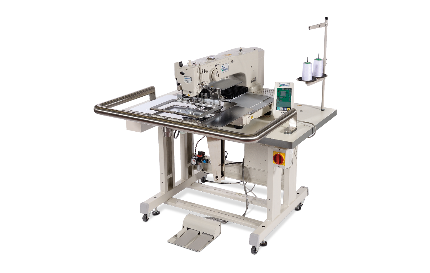 ALS Automatic label attaching system