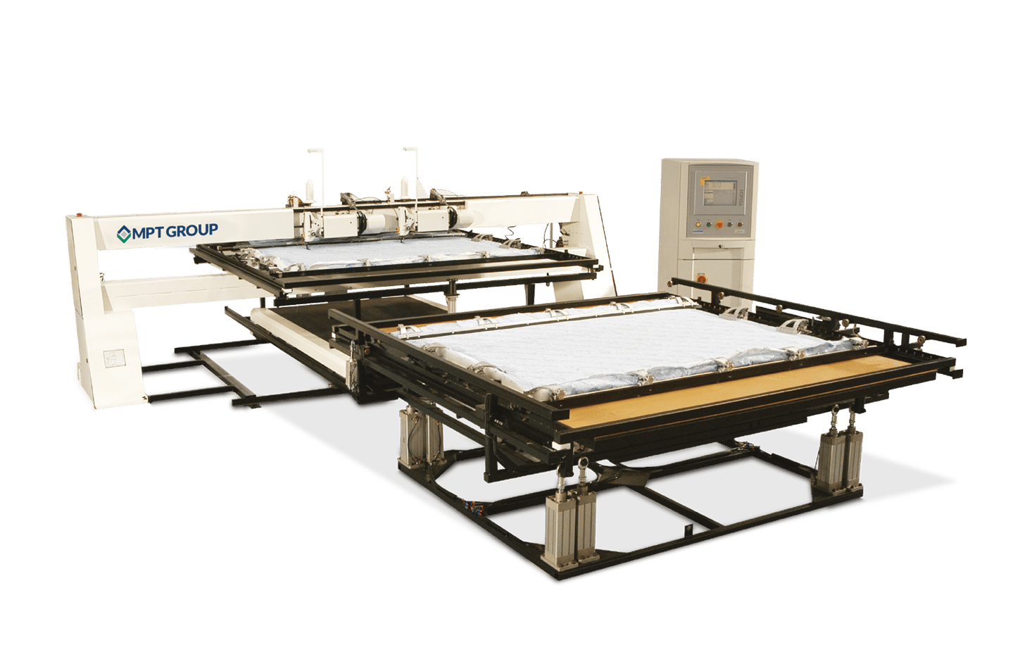 MPT Group Mattress Quilting Machines