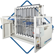 Powermax-4 - Heavy duty matress tufting press
