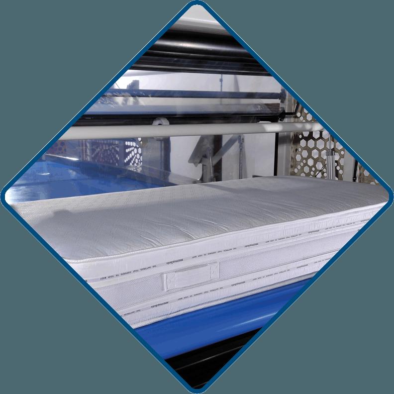 Swiftwrap, Conveyorised in-feed