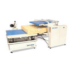Matramax T180 Mattress Tape Edge Machine