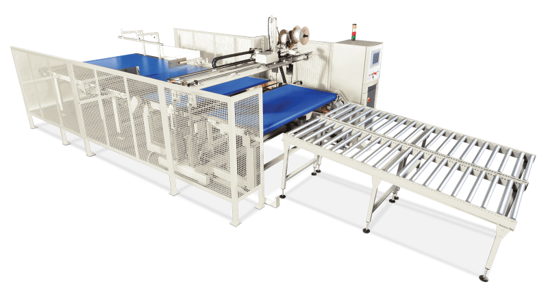 Autotuft Automatic mattress tufting system