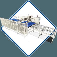 Autotuft, Automatic mattress tufting system