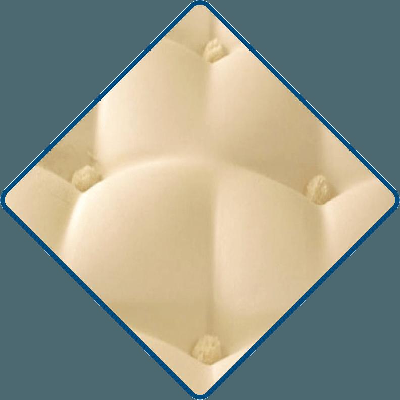 Autotuft Pom-Pom tuft detail