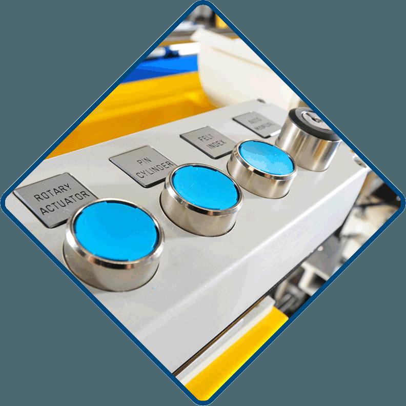 Autotuft Control panel