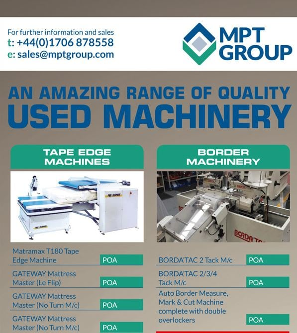Used Machinery Newsletter, April 7th 2016