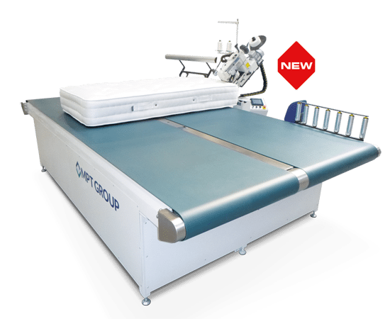 Matramax-Auto High Speed Tape Edge Machine