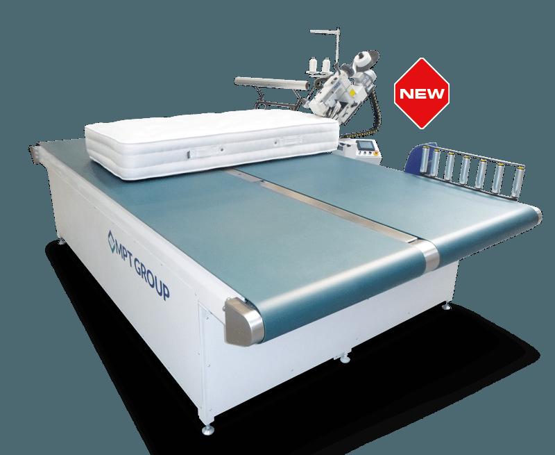 Matramax-Auto High Speed Tape Edge Machine