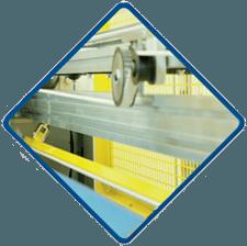 Panelmax - Linear driven blade