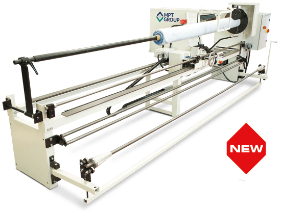 NSC15 Strip Cutting Machine – Textile cutting machine
