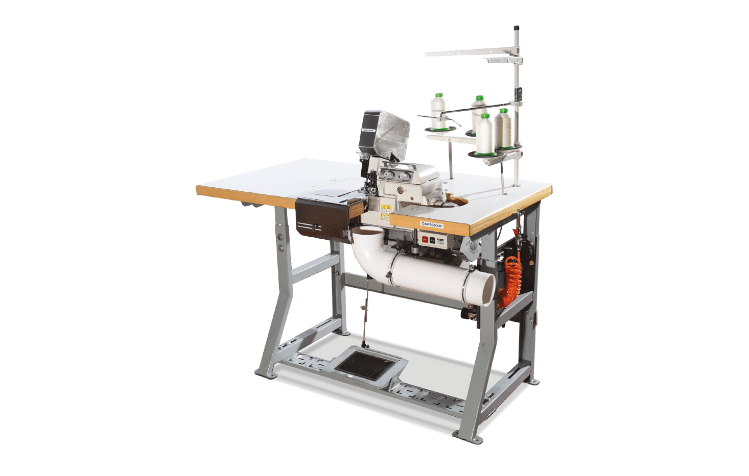MPT Group Mattress Flanging Machine