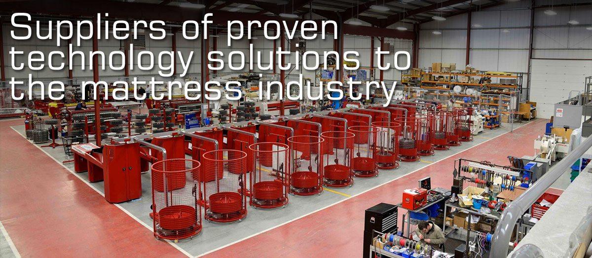 mattress machinery supplier