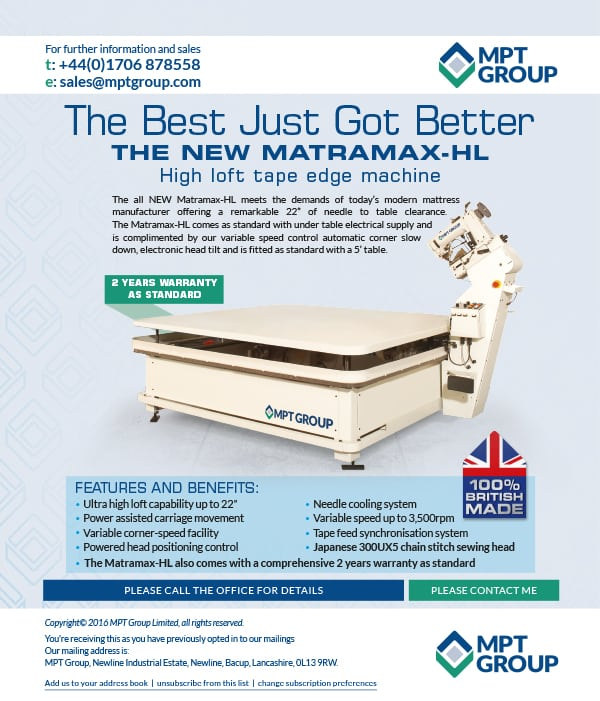 Matramax HL MailChimp 9.2.18