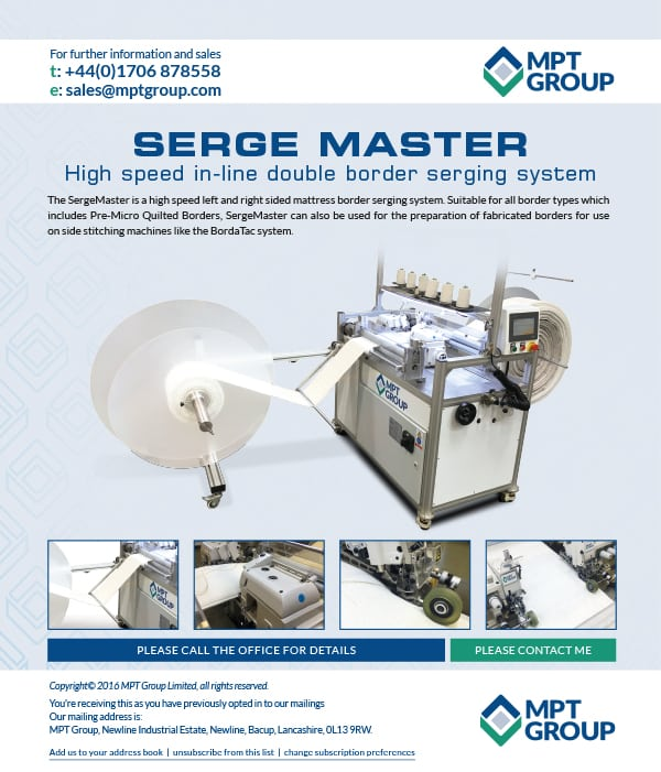 NEW Serge Master Mail Chimp 07.06.18