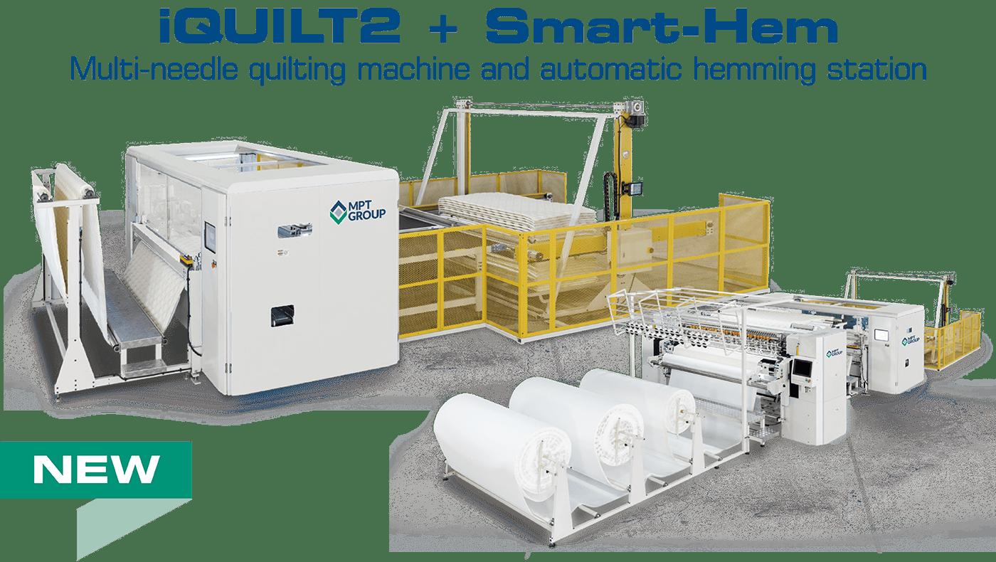 iQuilt2 + SmartHem