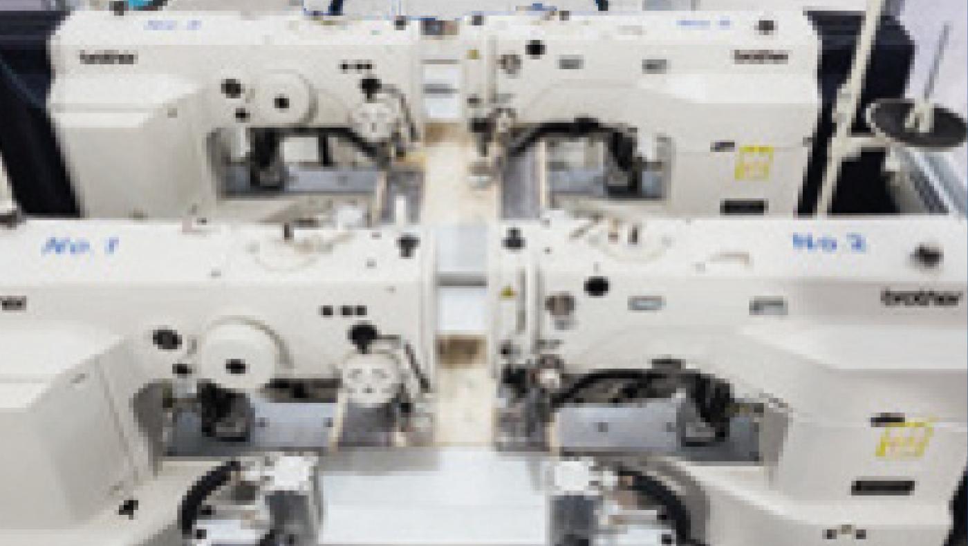 MPT Group EcoTack With 3D Border machine, mattress quilting machine, mattress machinery, automatic mattress border machinery
