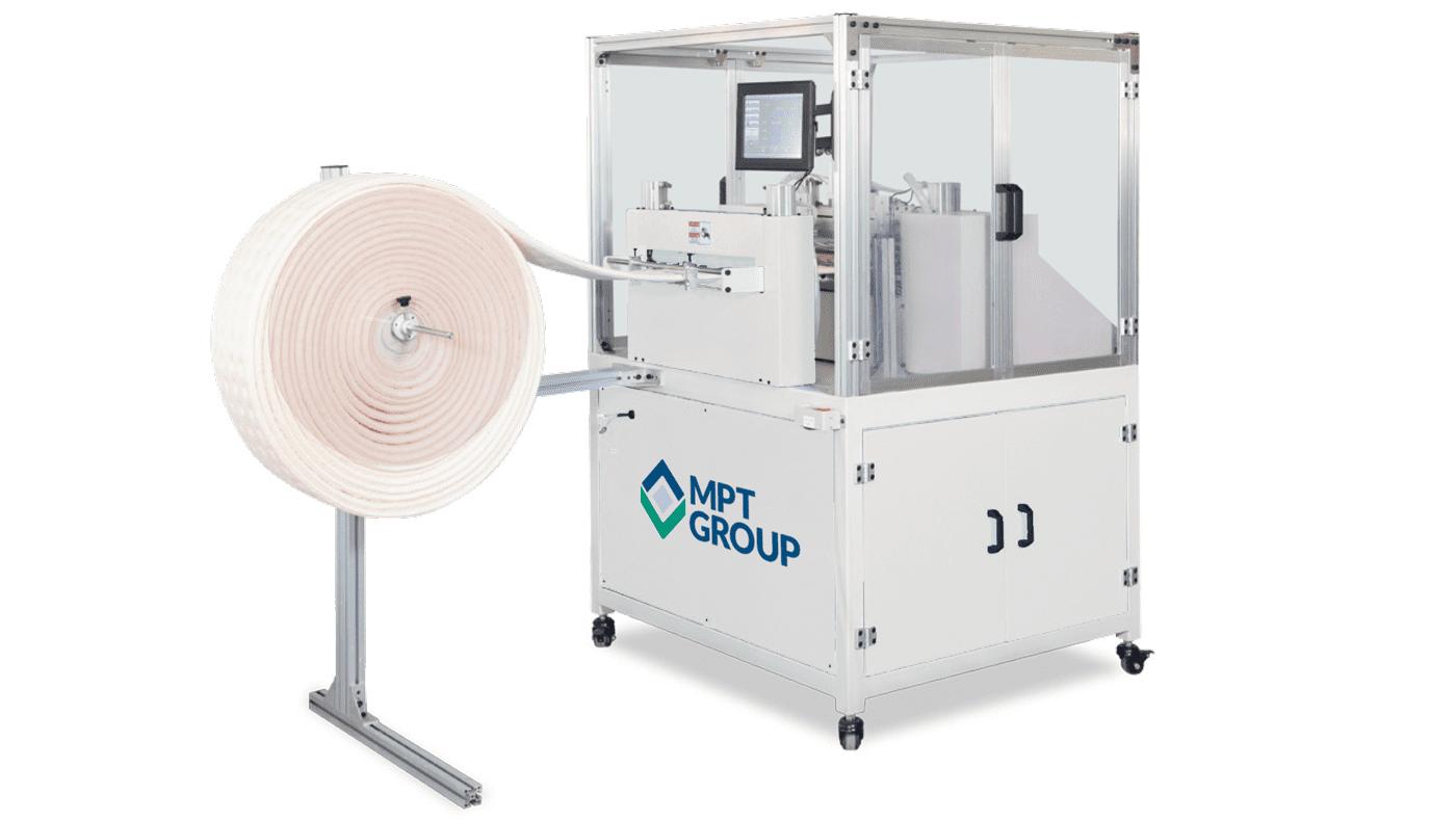 Bordamark mattress border production machine